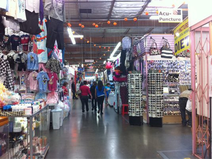 indoor swap meet in long beach
