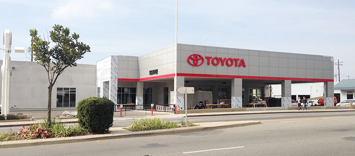 Our Newly Remodeled Sales Showroom And Our New Cabe Toyota Service Center  Is OPEN U0026 Equipped To Better Serve You! Our New U201cGreenu201d Service U0026 Parts  Center Is ...